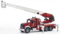BRUDER MACK Granite Feuerwehrleiterwagen