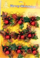 Geschenkpack Deko Weihnachten