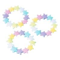 12 Armbänder Sterne