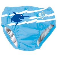 Beco Baby-Badeslip blau S
