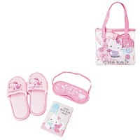 Hello Kitty Schlafset Bedtime Set für Kinder