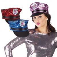 Mütze Love Police