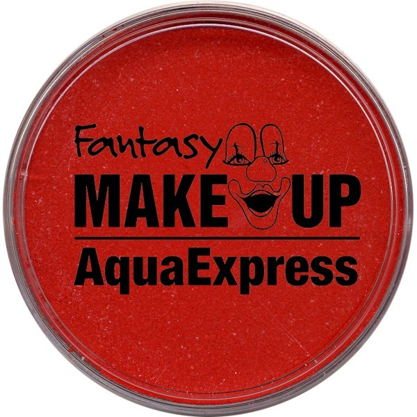 Aqua Express Schminke rot 15gr