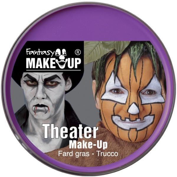 Schminke Halloween 25g violett
