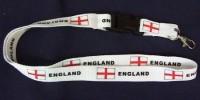 Schlüssel Umhängeband England
