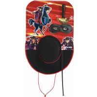 Zorro Set 3-tlg.