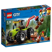 LEGO CITY Forsttraktor