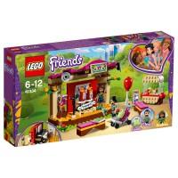 LEGO FRIENDS Andreas Bühne im Park