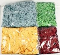 Konfetti 4 Farben 500g