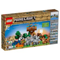 LEGO MINECRAFT Die Crafting-Box 2.0