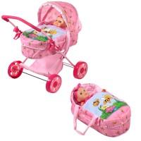 Biene Maja Puppen-Kinderwagen
