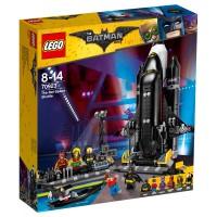 LEGO BATMAN MOVIE Bat-Spaceshuttle