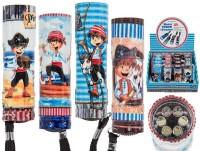 Taschenlampe mit Piraten