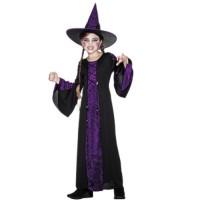 Hexe verzaubert S (4-6), Kinder Kostüme
