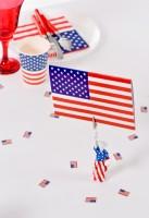 Tischkartenhalter USA