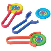 12 Mini Disc-Shooter Partypack