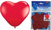 Herzballone rot 30cm