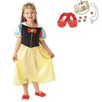 Schneewittchen Snow White Grösse S (98-104) Fasnachtskostüm