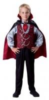 Kinderkostüm Aristokrat Vampir 128cm