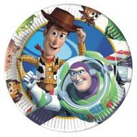 10 Karton-Teller Toy Story