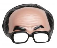 Stirnmaske alter Mann