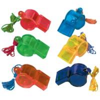 12 Trillerpfeifen Partypack