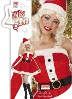Kostüm Weihnachtsfrau M