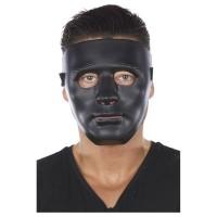 RUBIES Maske schwarz