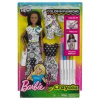 BARBIE Barbie Crayola schwarzhaarig