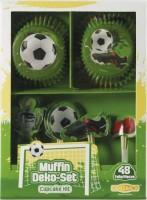 Fussball Muffinset