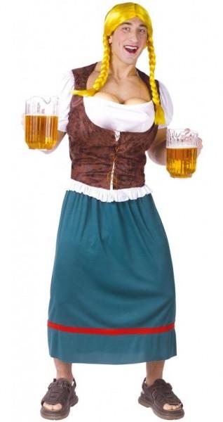 Kostüm Bayerin für Ihn