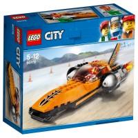 LEGO CITY Raketenauto