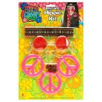RUBIES Hippie Set Damen
