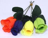 Neonfarben Rose