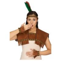 ANDREA MODEN Indianer Set, 4-tlg.