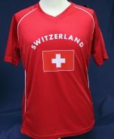 T-Shirt Schweiz Kindergröss 158cm