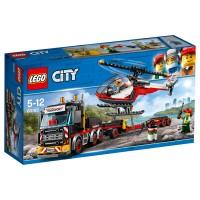 LEGO CITY Schwerlasttransporter