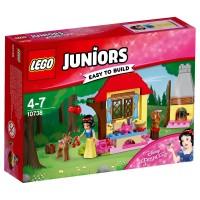 LEGO JUNIORS Schneewittchens Hütte i.Wald