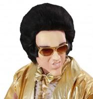 Elvis Maske mit Haaren
