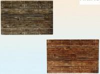 Holzoptik Tischset