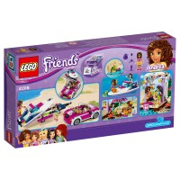 LEGO FRIENDS Andreas Rennboot-Transporter