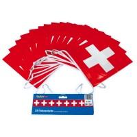 Sombo Fahnenkette CH Plastik