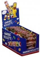 Haribo Roulette Frucht 25g x 50