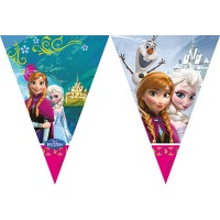 Frozen Flaggengirlande Frozen