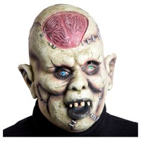 MÜLLER FESTARTIKEL Maske Zombiehirn
