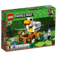 LEGO MINECRAFT Hühnerstall