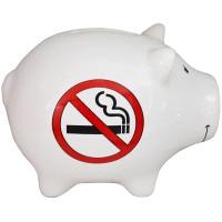 Sombo Sparsäuli Nicht Raucher 12cm