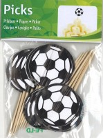 Party-Picker Fussball