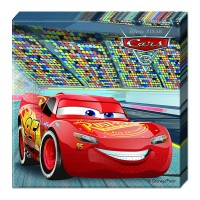 20 Papierservietten Cars 3