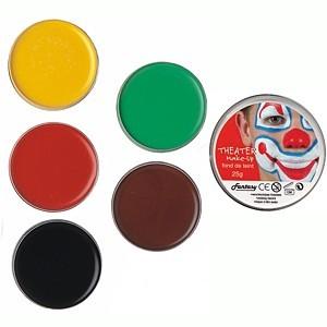 Theaterschminke rot, 25g